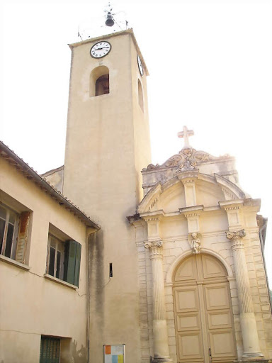 Eglise St Brice à St Brès