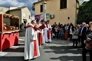 Procession de Sainte Restitute