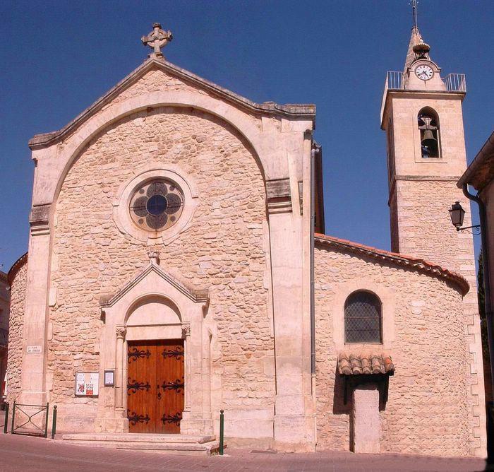Eglise Ste Agnès